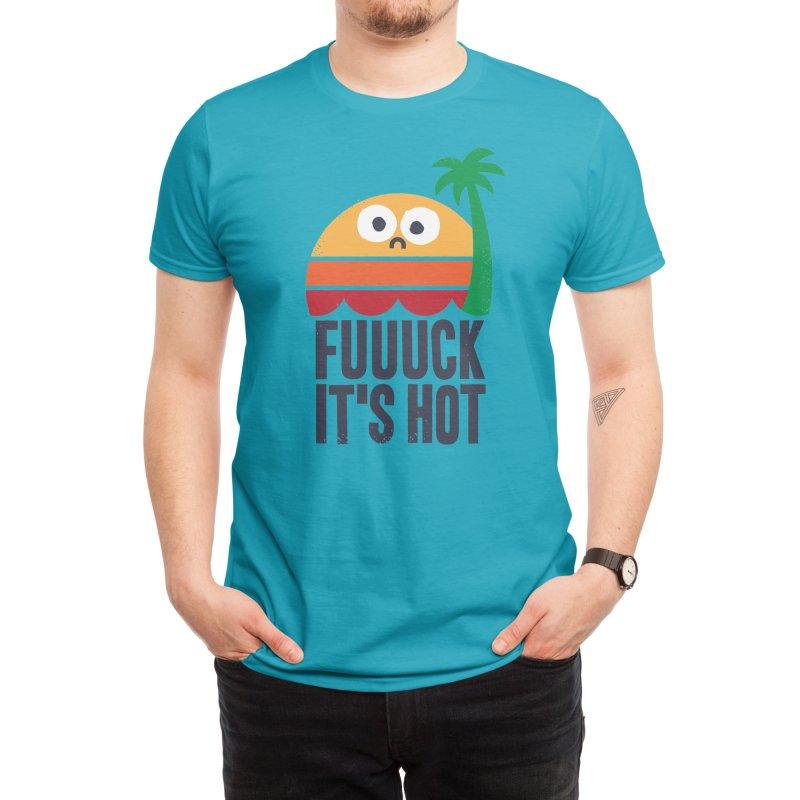 Heated Rhetoric Men's T-Shirt by Threadless Artist Shop