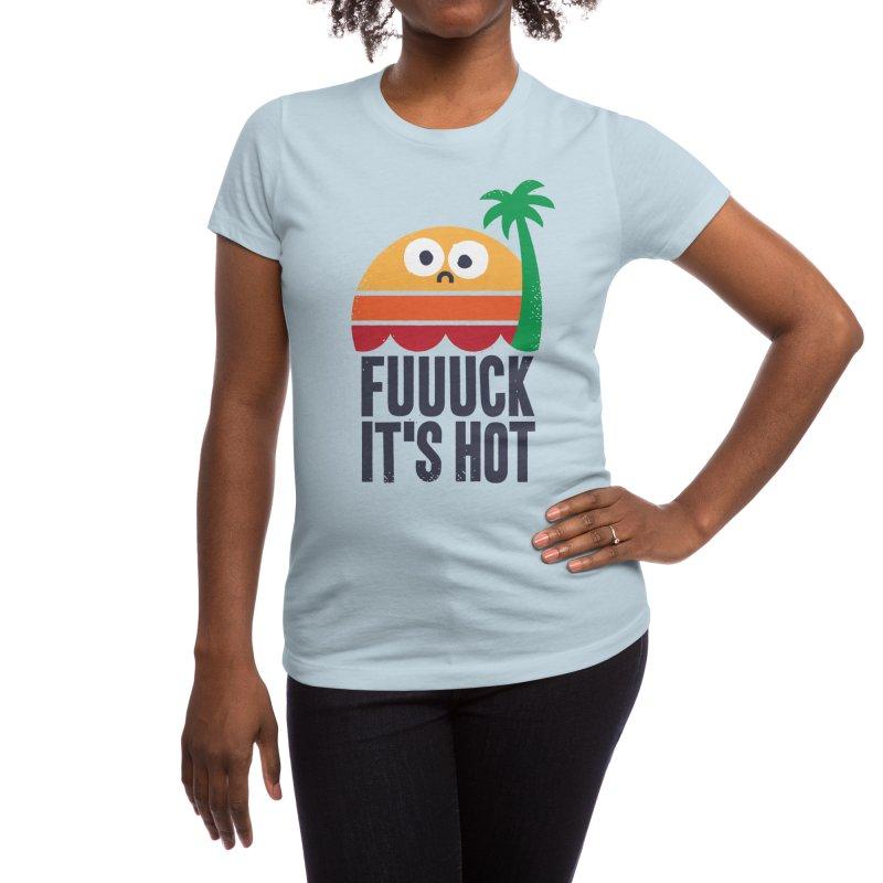 Heated Rhetoric Women's T-Shirt by Threadless Artist Shop