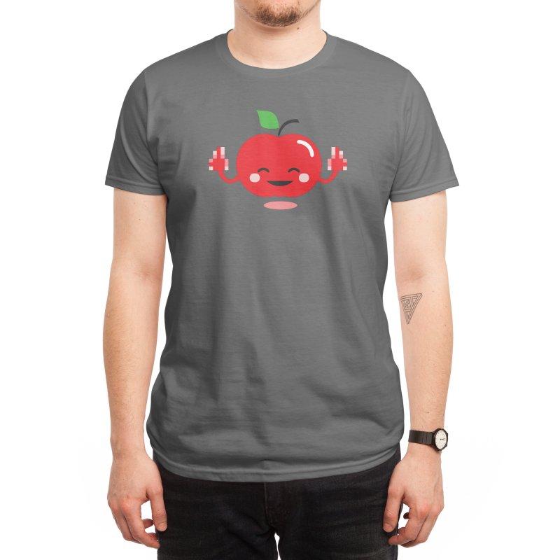 Bad Apple Men's T-Shirt by Threadless Artist Shop