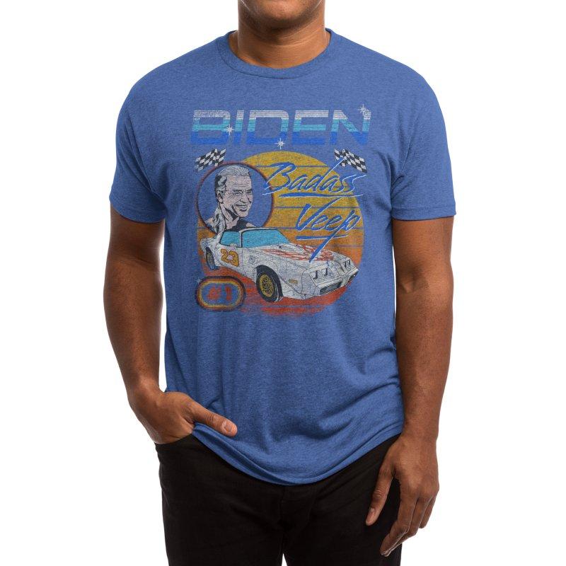 Badass Men's T-Shirt by Threadless Artist Shop