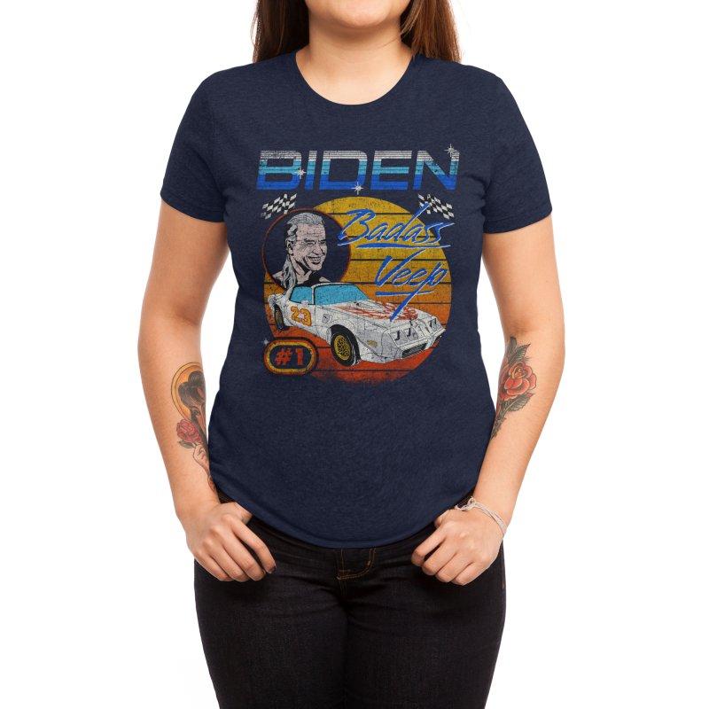 Badass Women's T-Shirt by Threadless Artist Shop