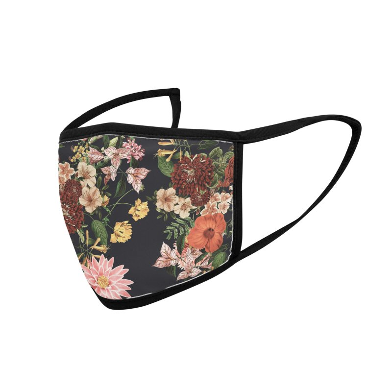 Garden - Jackson Duarte Accessories Face Mask by Threadless Artist Shop