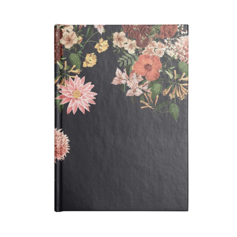 Garden - Jackson Duarte Accessories Notebook by Threadless Artist Shop