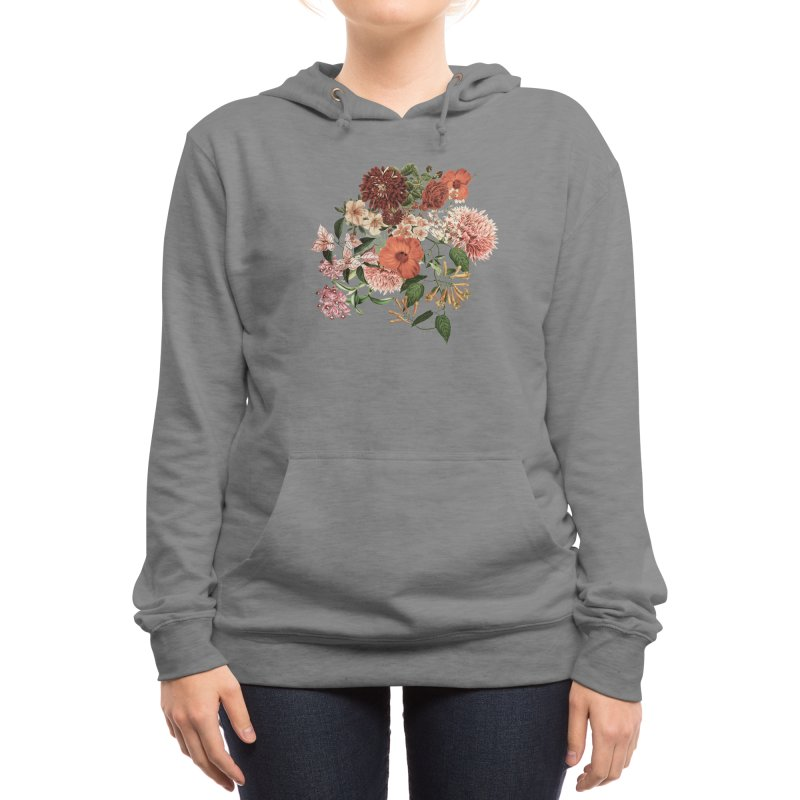 Garden - Jackson Duarte Women's Pullover Hoody by Threadless Artist Shop