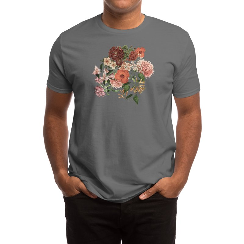 Garden - Jackson Duarte Men's T-Shirt by Threadless Artist Shop
