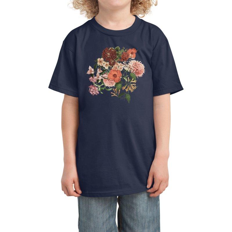 Garden - Jackson Duarte Kids T-Shirt by Threadless Artist Shop