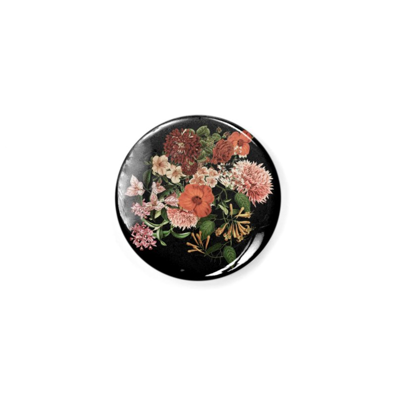 Garden - Jackson Duarte Accessories Button by Threadless Artist Shop