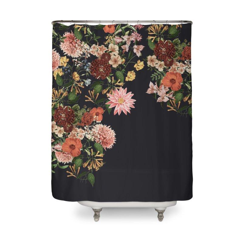 Garden - Jackson Duarte Home Shower Curtain by Threadless Artist Shop