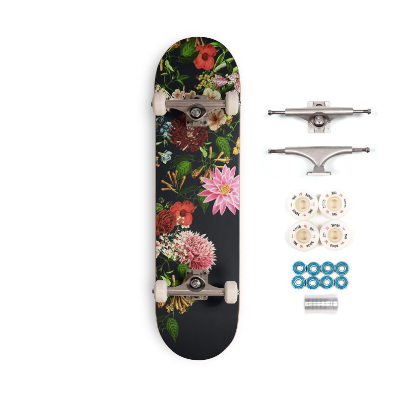 Garden - Jackson Duarte Accessories Skateboard by Threadless Artist Shop