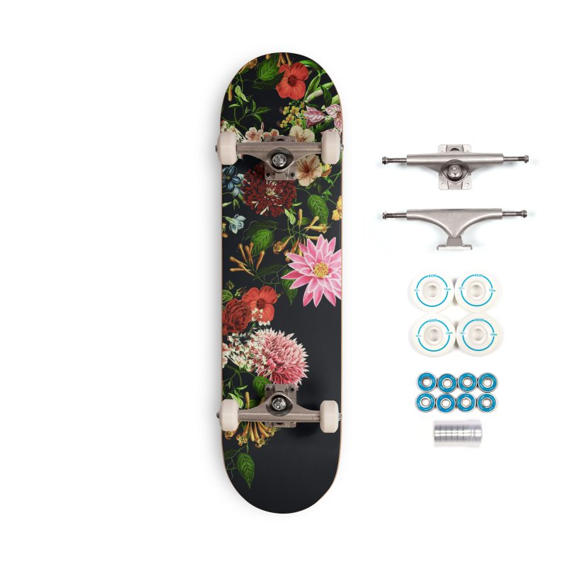 Garden - Jackson Duarte Accessories Skateboard by Threadless Artist Shop
