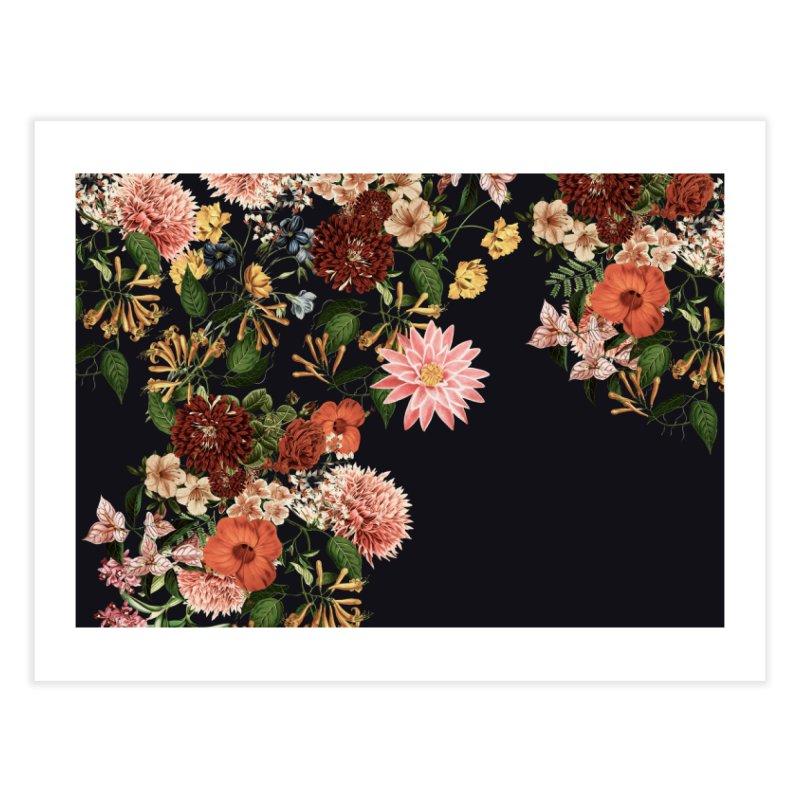 Garden - Jackson Duarte Home Fine Art Print by Threadless Artist Shop