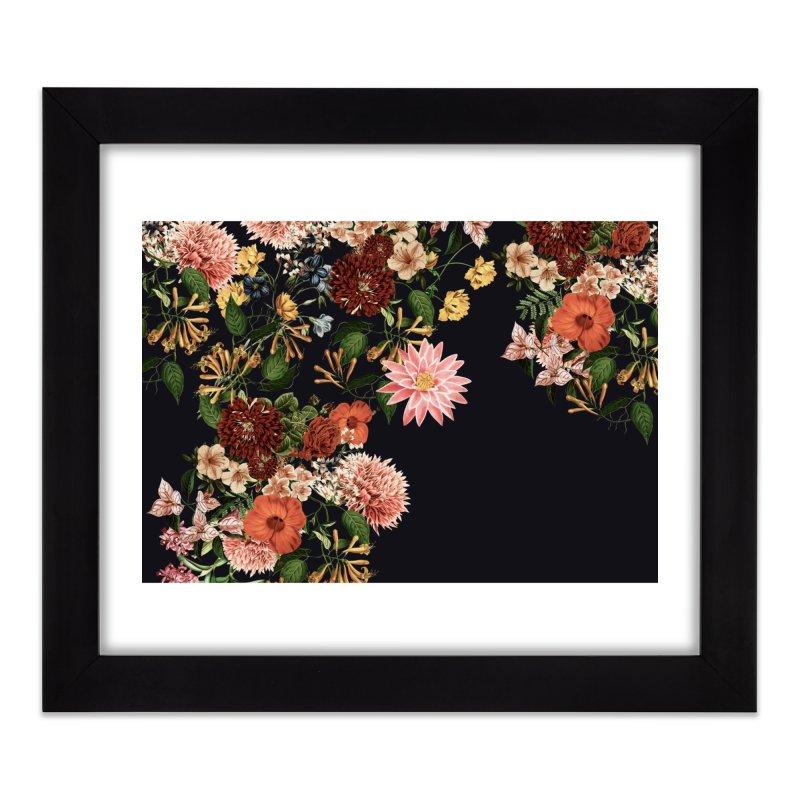 Garden - Jackson Duarte Home Framed Fine Art Print by Threadless Artist Shop