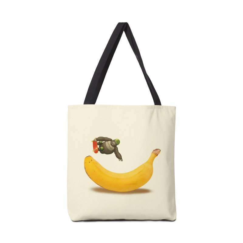 Banana Vert Ramps Accessories Bag by Threadless Artist Shop