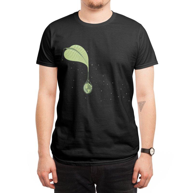 BEarth Men's T-Shirt by Threadless Artist Shop