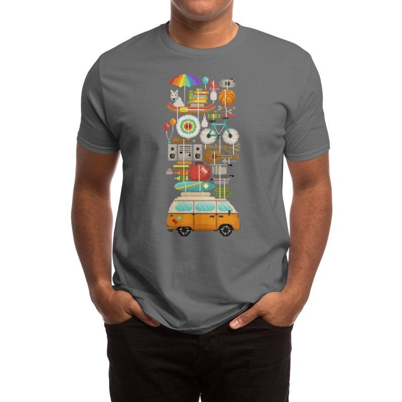 Best Trip Ever Men's T-Shirt by Threadless Artist Shop
