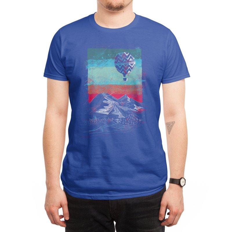Big Sky Men's T-Shirt by Threadless Artist Shop
