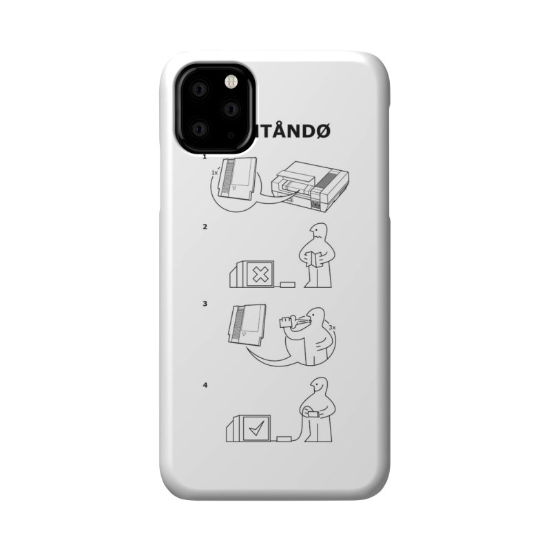 Blow to Play Accessories Phone Case by Threadless Artist Shop