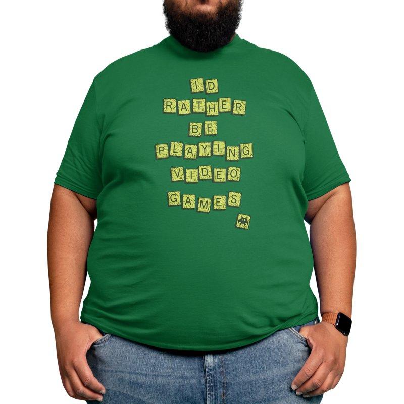 Bored Games Men's T-Shirt by Threadless Artist Shop
