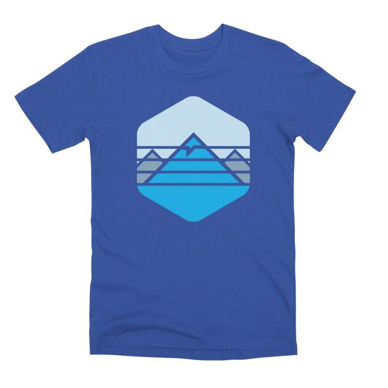 Everest Men's T-Shirt by Threadless Artist Shop