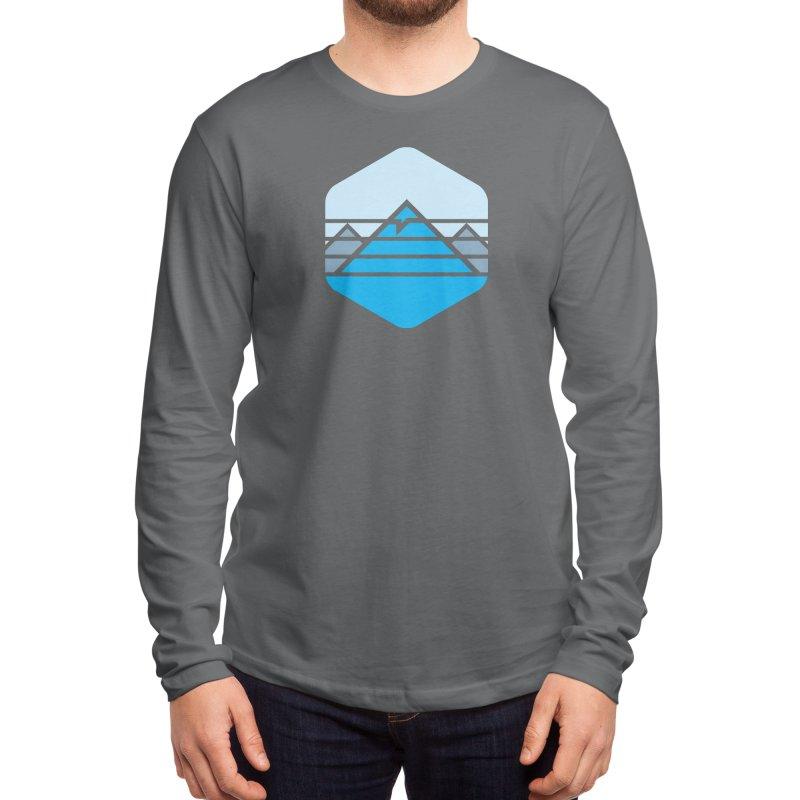 Everest Men's Longsleeve T-Shirt by Threadless Artist Shop