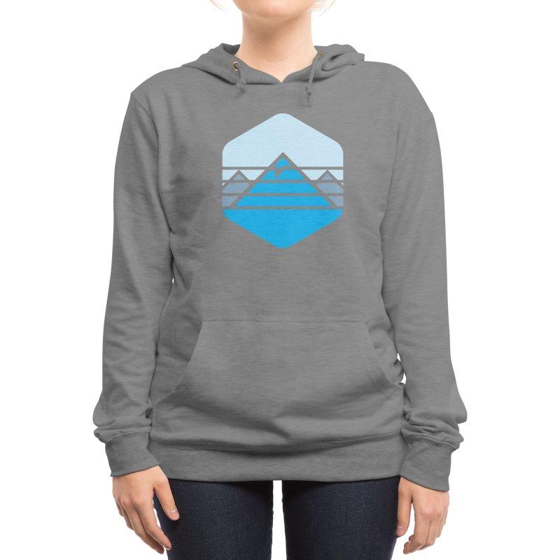 Everest Women's Pullover Hoody by Threadless Artist Shop