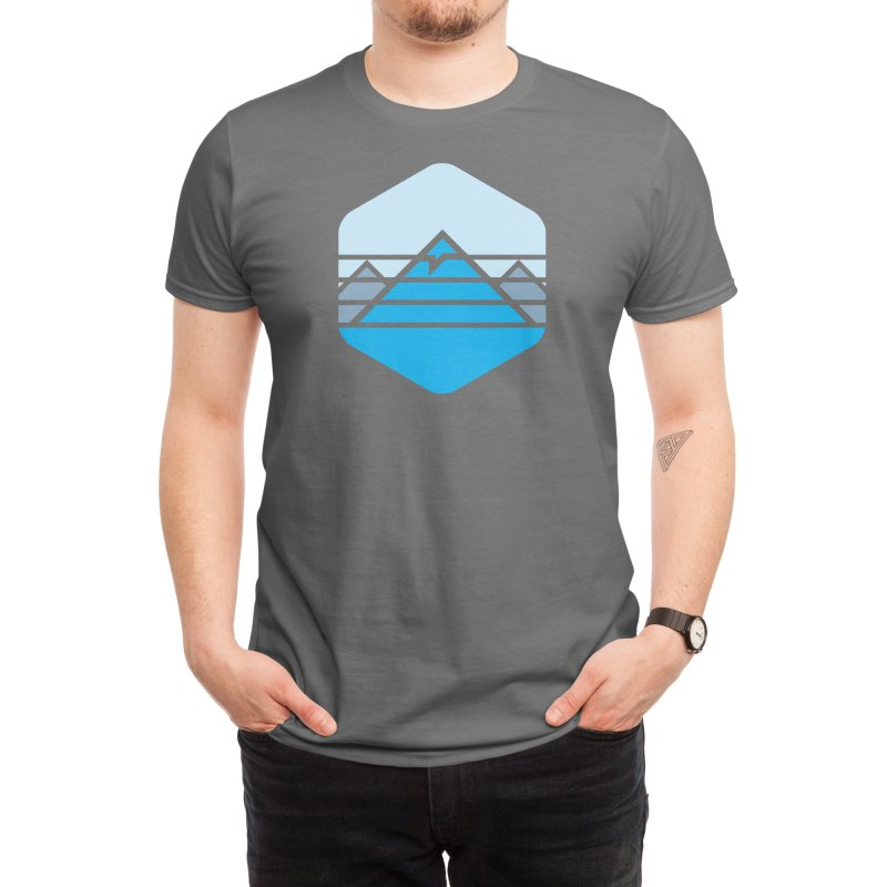 Everest Men's T-Shirt by Threadless Artist Shop