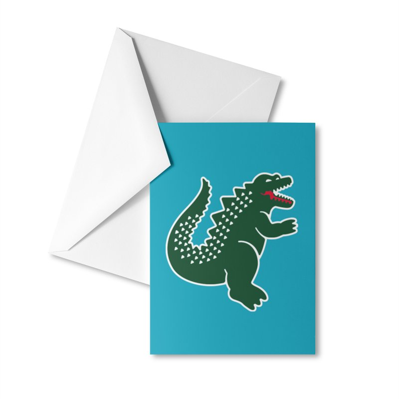 Lamonstre Accessories Greeting Card by Threadless Artist Shop