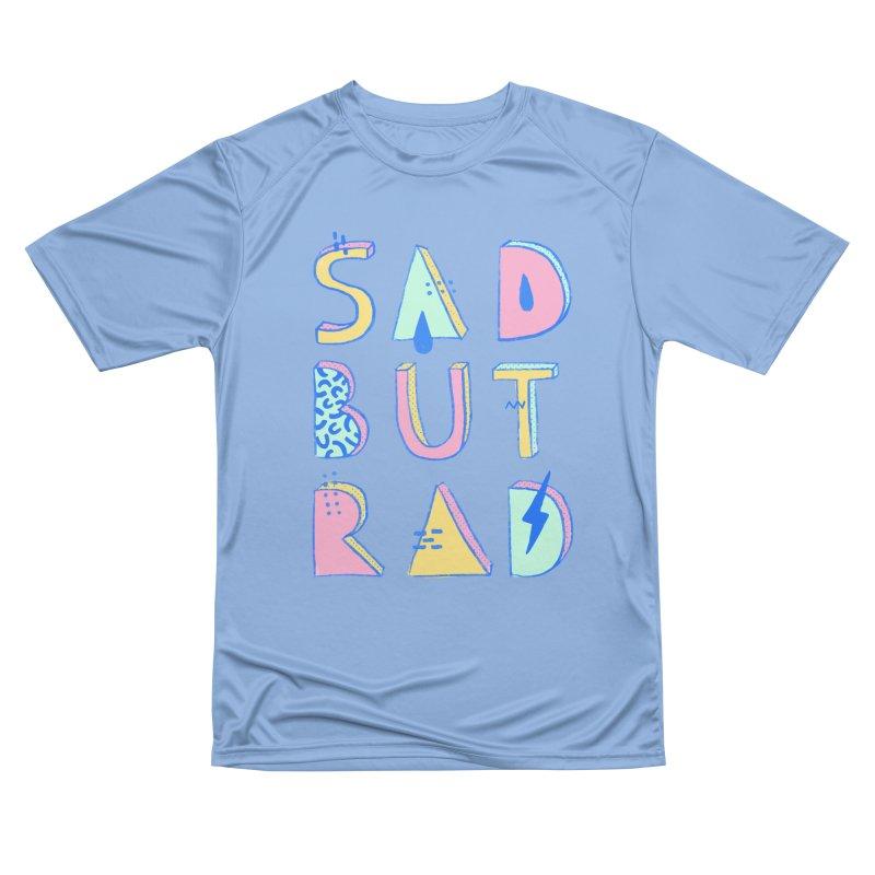 Sad But Rad Men's T-Shirt by Threadless Artist Shop