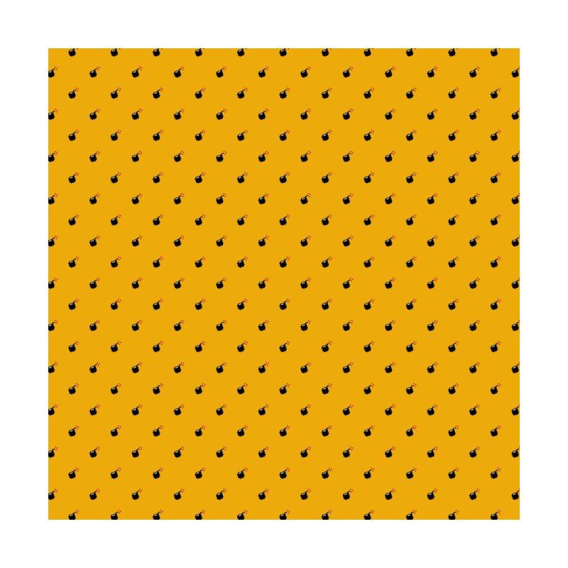 Bomb Motif Pattern Men's Cut & Sew by Threadless Artist Shop