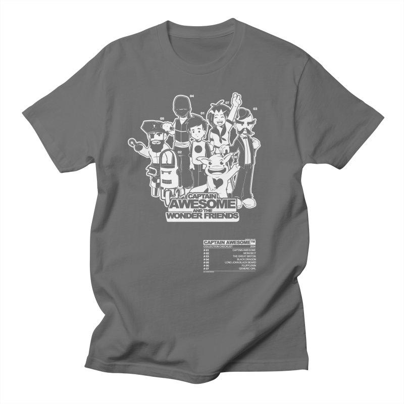Captain Awesome Women's T-Shirt by Threadless Artist Shop