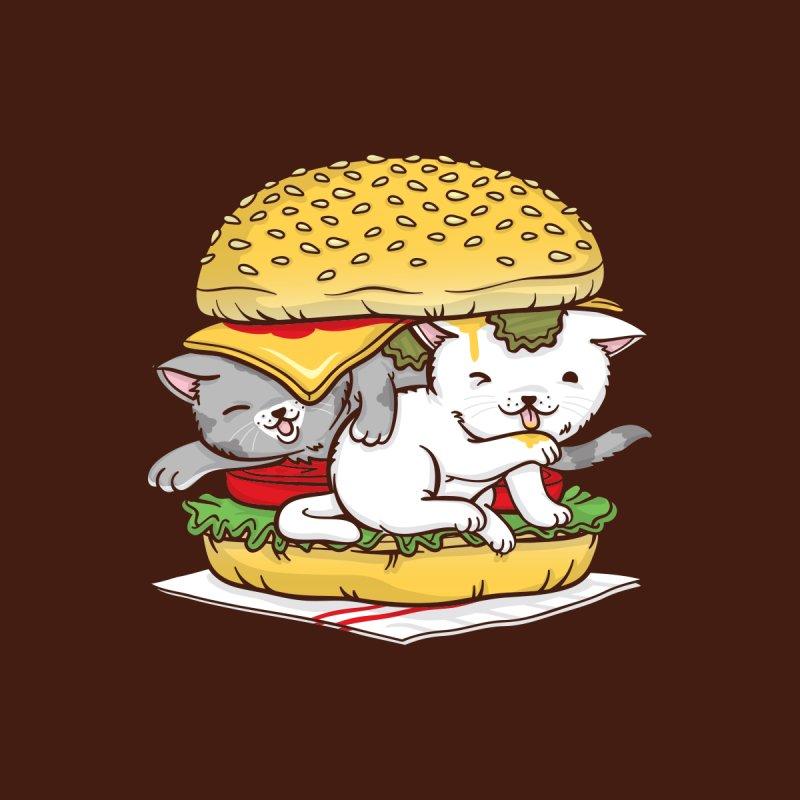 Catburger Men's T-Shirt by Threadless Artist Shop
