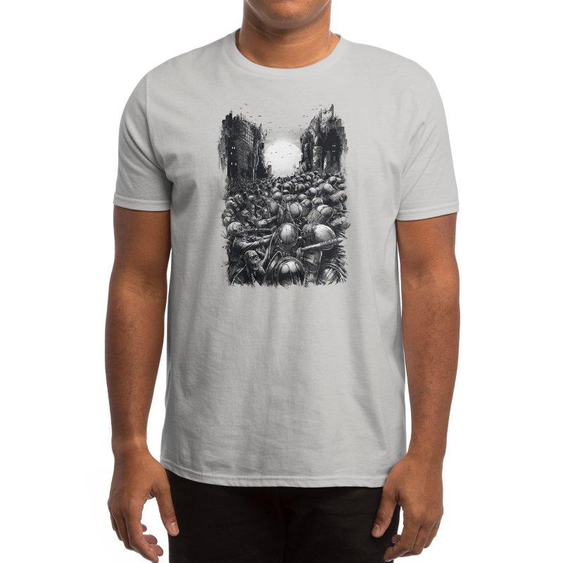 Chaos Infected Men's T-Shirt by Threadless Artist Shop