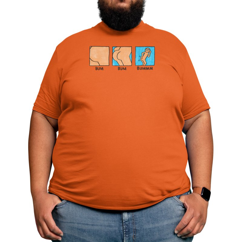 BUM BUM BUMMM Men's T-Shirt by Threadless Artist Shop