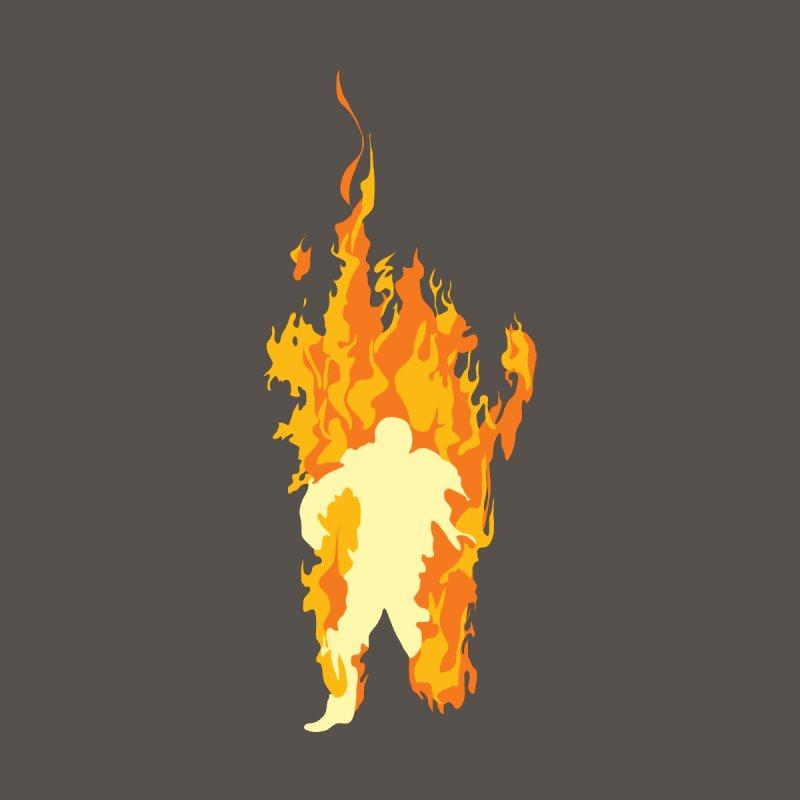 Burn Men's T-Shirt by Threadless Artist Shop