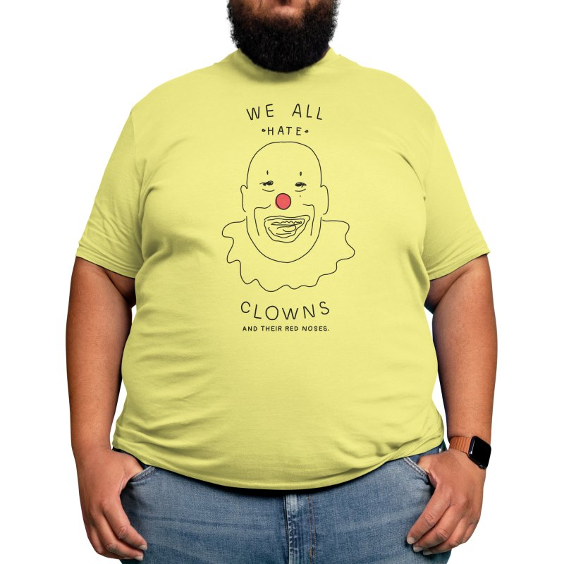 Clowns Men's T-Shirt by Threadless Artist Shop