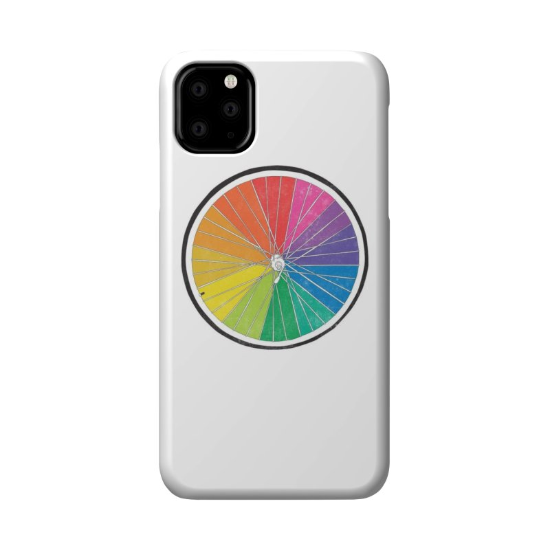 Color Wheel Accessories Phone Case by Threadless Artist Shop