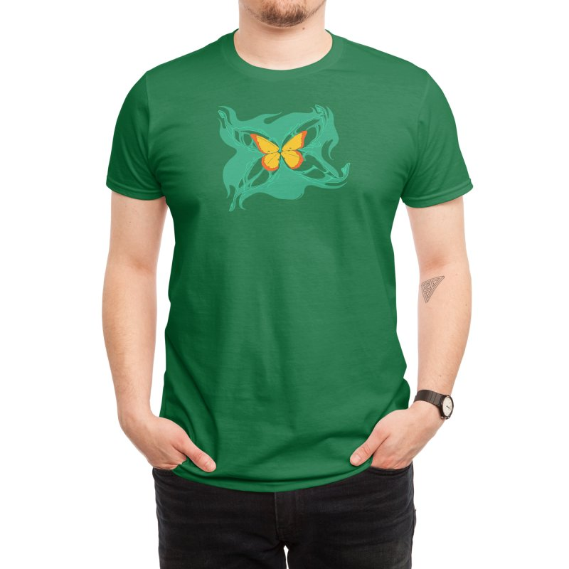 Butterfly Fish Men's T-Shirt by Threadless Artist Shop