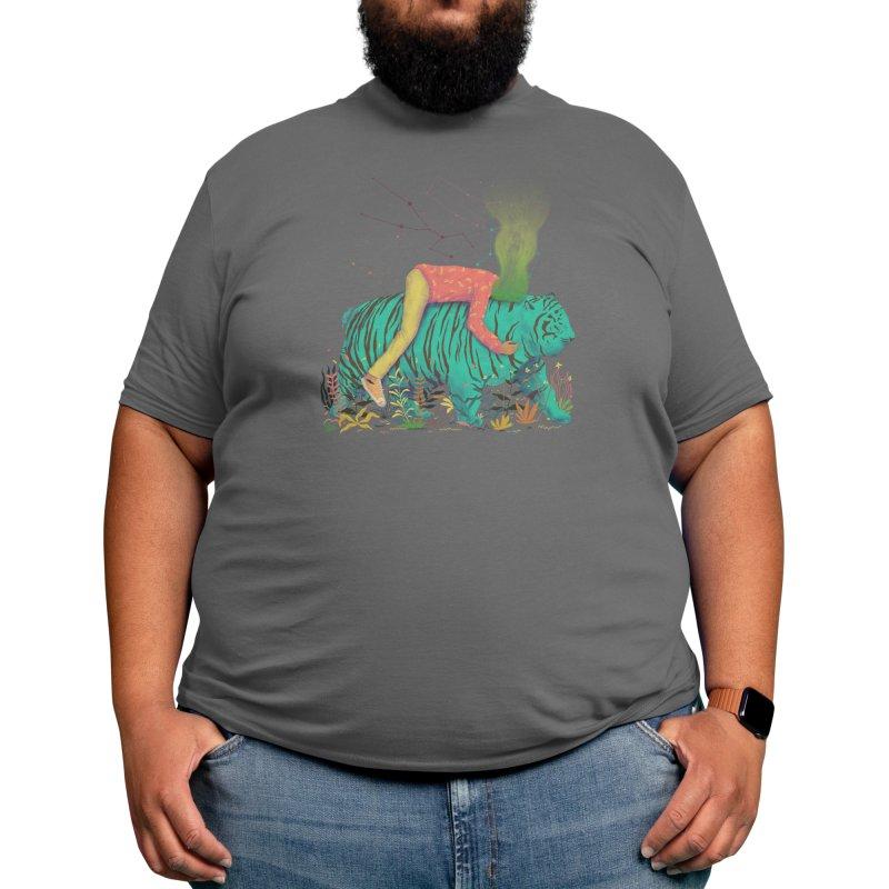 comfort with friend Men's T-Shirt by Threadless Artist Shop