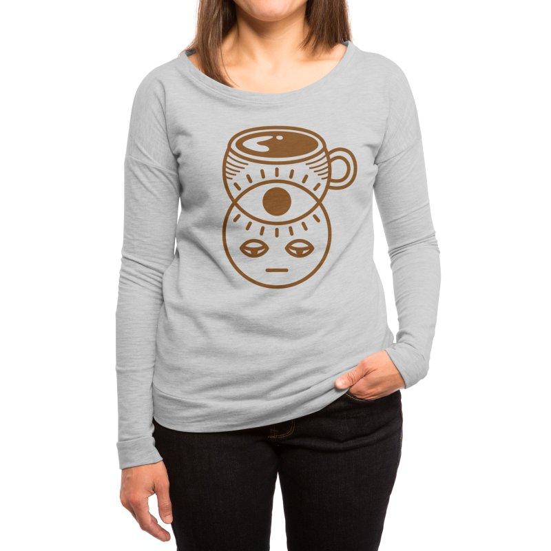 Ca(venn)ine Women's Longsleeve T-Shirt by Threadless Artist Shop