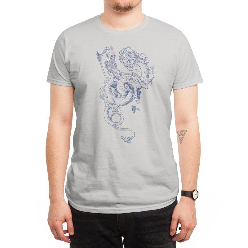 Caged II (A Prequel) Men's T-Shirt by Threadless Artist Shop