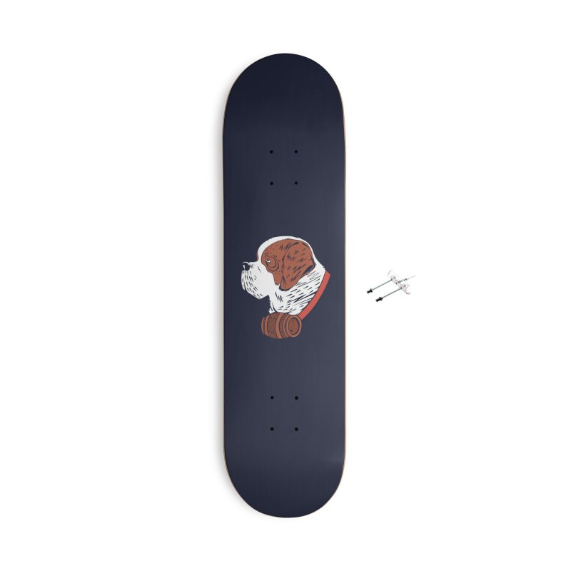Companion Accessories Skateboard by Threadless Artist Shop