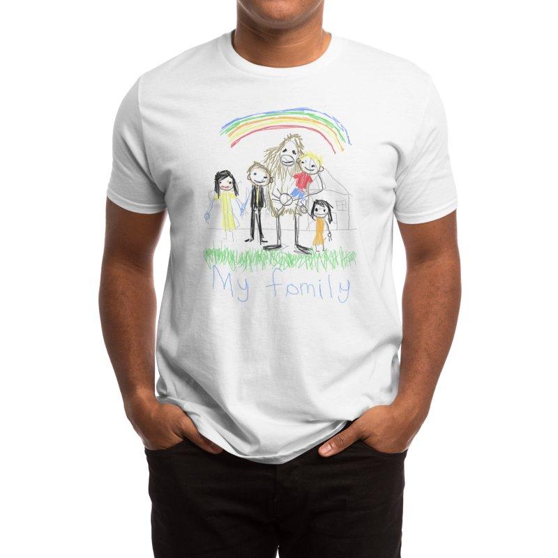 Concern Men's T-Shirt by Threadless Artist Shop