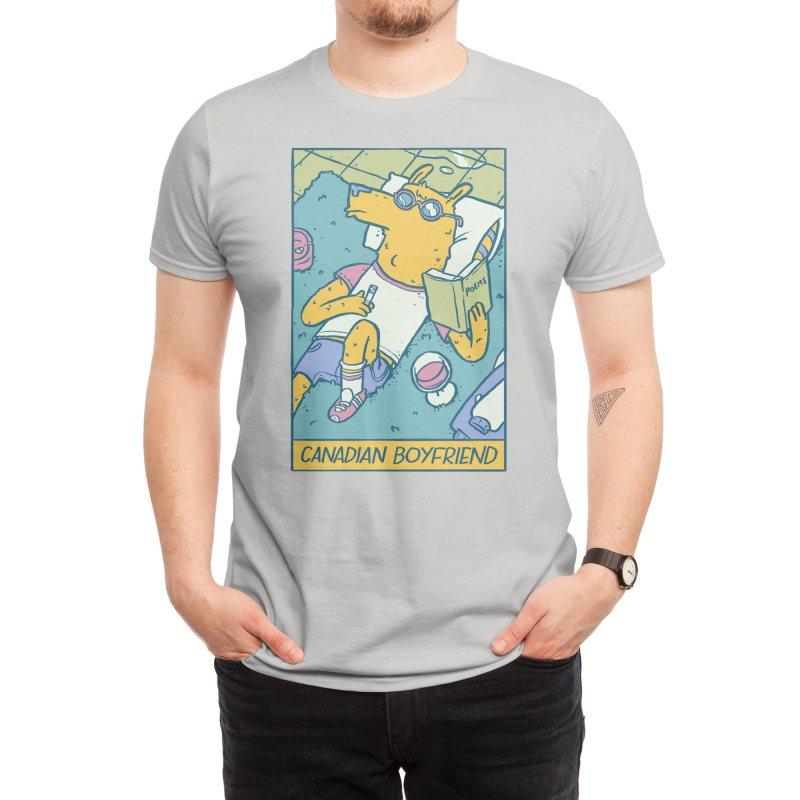 Canadian Boyfriend Men's T-Shirt by Threadless Artist Shop