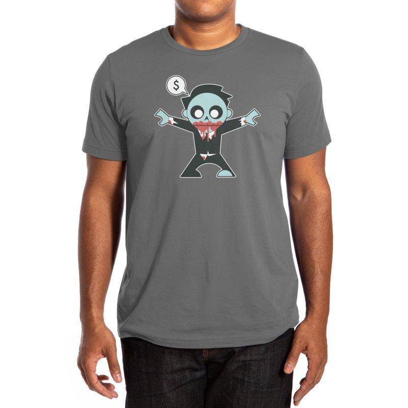 Corporate Zombie Men's T-Shirt by Threadless Artist Shop