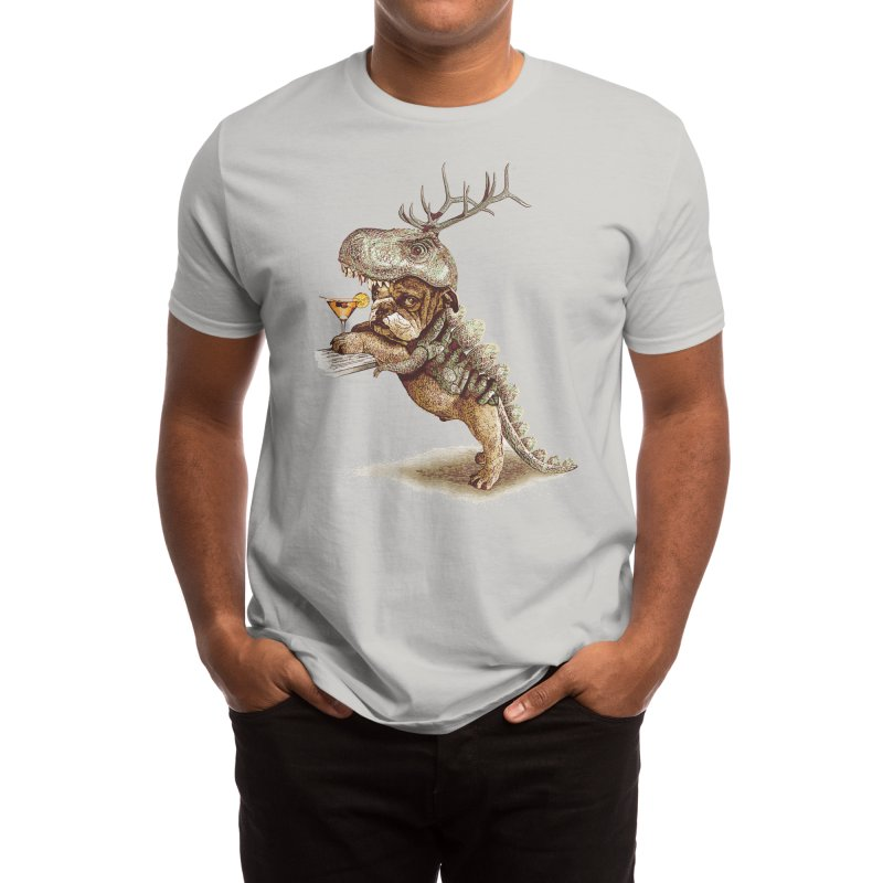 COSTUME PARTY Men's T-Shirt by Threadless Artist Shop