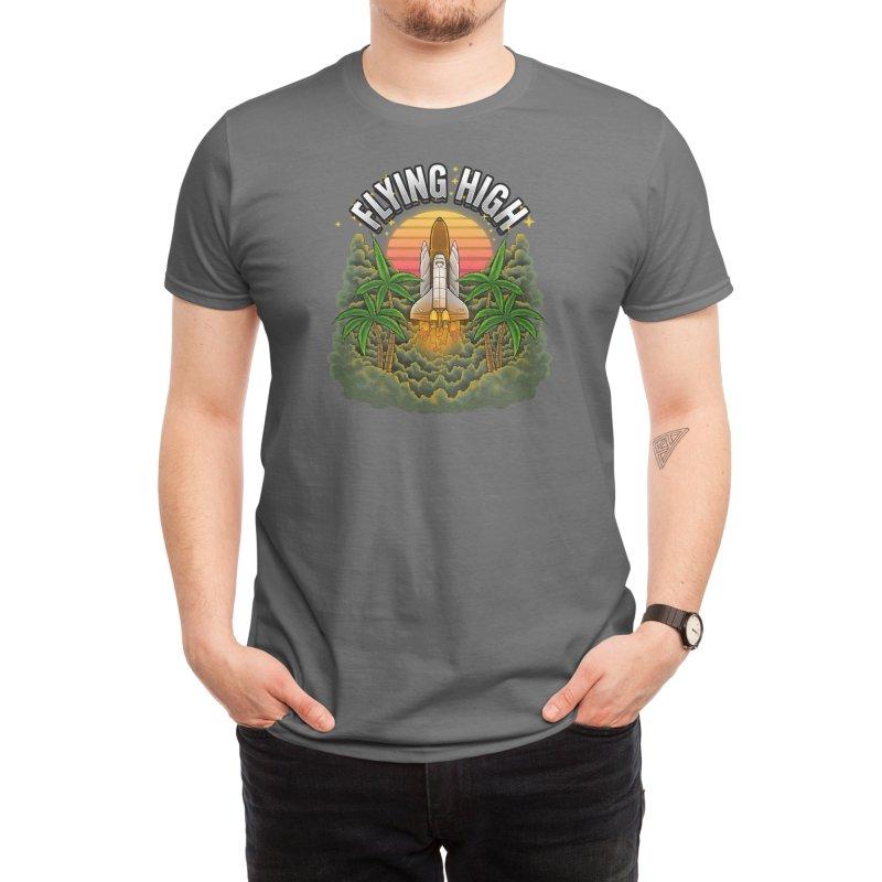 Flying High Men's T-Shirt by Threadless Artist Shop