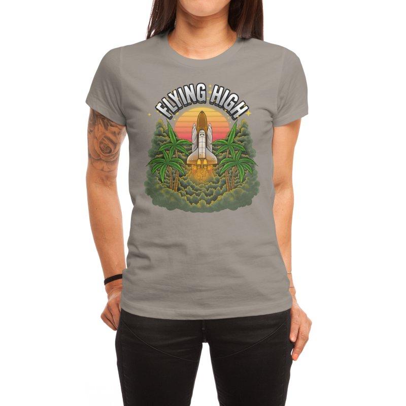 Flying High Women's T-Shirt by Threadless Artist Shop