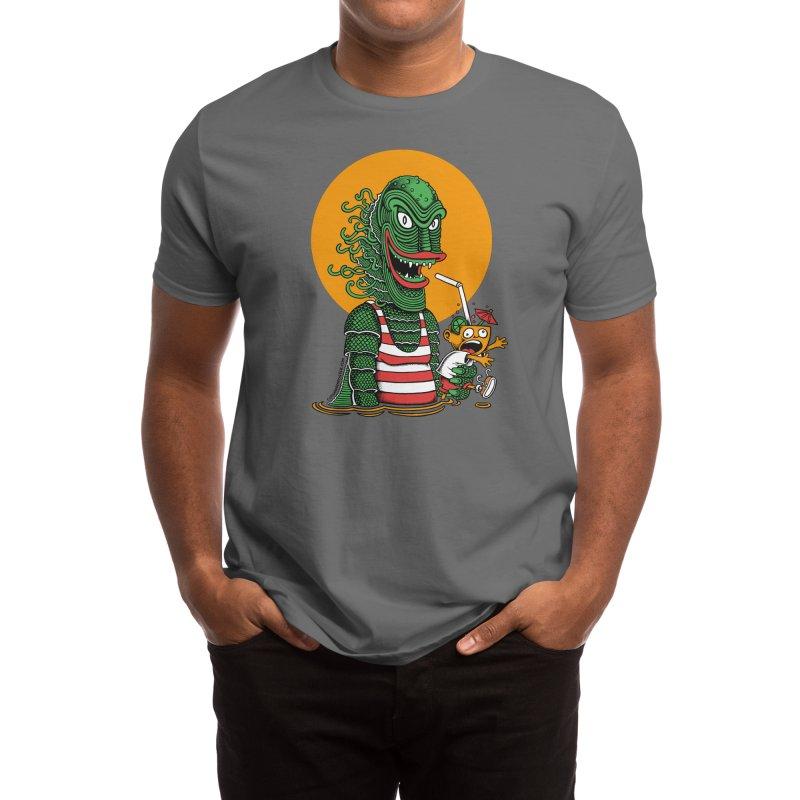 Creature Cocktail Men's T-Shirt by Threadless Artist Shop