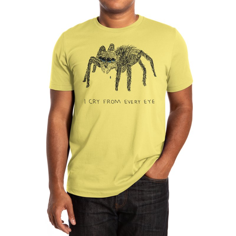 Cry From Every Eye Men's T-Shirt by Threadless Artist Shop