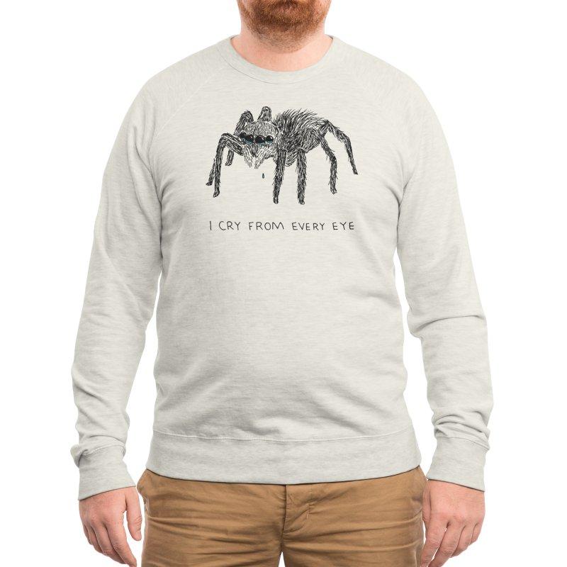 Cry From Every Eye Men's Sweatshirt by Threadless Artist Shop